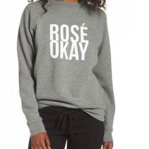 Brunette the label rose okay